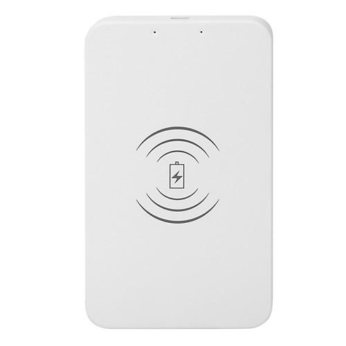 Ци беспроводное быстрое зарядное устройство ци зарядки для iphone x 8 8 плюс Samsung S9 Mix 2S Huawei Mate RS