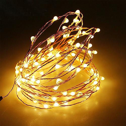 LOENDE 2m String Lights 20 LEDs Warm White / RGB / White USB Powered