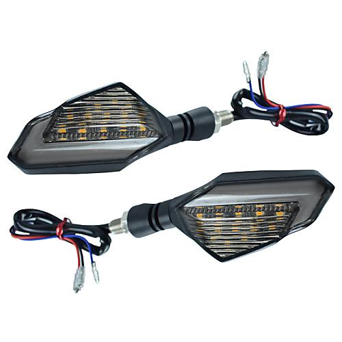 2pcs Motorcycle Light Bulbs LED Daytime Running Lights / Turn Signal Lights / Brake Lights For All years