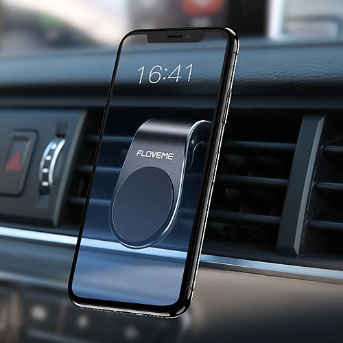 Clip Car Exit Magnetic Bracket For 3.5-7 Inch Smartphone