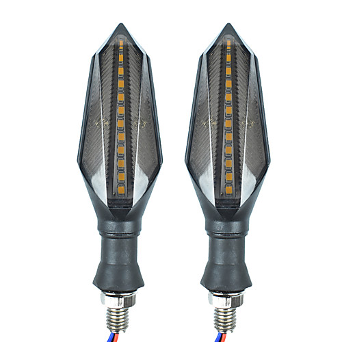 2pcs Motorcycle Light Bulbs LED Turn Signal Lights For All years