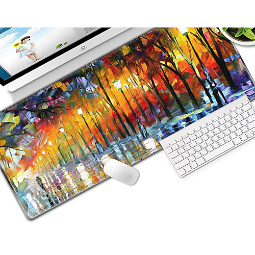 litbest gaming mouse pad 4009003 cm rubber
