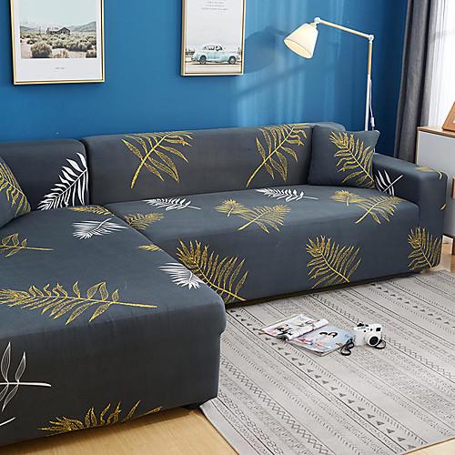 Sofa Cover Floral / Classic / Contemporary Reactive Print ...