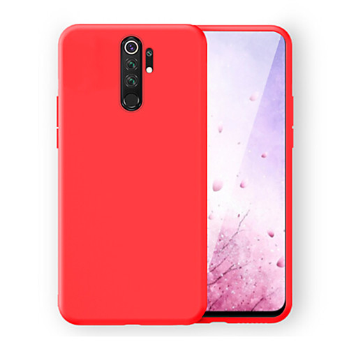 Naxtop Case For Xiaomi Redmi Note 8 7S 7 6 K20 Pro 7A Y3 Shockproof / Dustproof Back Cover Solid Colored TPU / Silica Gel