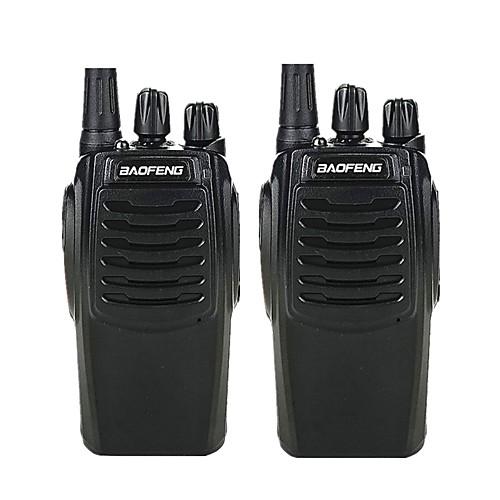 2PCS Baofeng Handheld Kid Child Long Range Walkie Talkie Set Two Way Ham Radio
