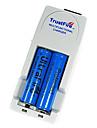 Все-в-одном зарядном устройстве (для 10430/10440/14500/16340 / 17670/18650 / CR123A)