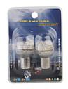 Тысяча сто пятьдесят семь 18-белой светодиодной лампочки для автомобиля поворота сигнала и стоп-сигналы (2-Pack, 12v)