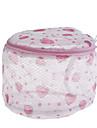женщины чулочно-носочные изделия белье бюстгальтер стиральная мешок сетки защиты (ramdon цвет)