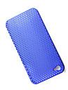 cas des grilles de protection pour iPhone 4 (bleu foncé)