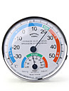 Indoor Wall Hygrometer Thermometer With Wet Humidity