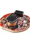 3.0~18V  Single Gear LED Driver Board 17mm Step-down Circuit
