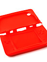 Silicone Protective Skin/ Case For Nintendo DSi LL/XL (Red)