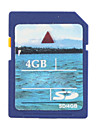 4GB SD Memory Card