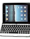 Clavier QWERTY Bluetooth, Sans Fil, Ultra-fin, en Aluminium, pour iPad 2 et le Nouvel iPad