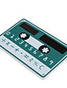 NEW Mini Slim Credit Card Solar Power Pocket Calculator - Dark Green