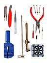 1 시계 케이스 오프너 수리 도구 키트 16