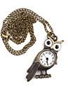 Masculino Relógio de Bolso Quartzo Banda Dourado