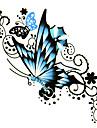 타투 스티커 애니멀 시리즈 패턴 Waterproof 여성 Girl Teen 플래시 문신 임시 문신