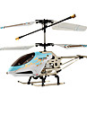 Metal Frame Rechargeable 3.5-CH R/C Indoor Helicopter