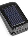 1600mAh Universal Solar Charger (black)