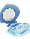 mini anti-ronflement outil (bleu)