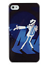 защитный жесткий кейс ABS для iphone 4 и 4S (танцовщица)