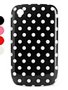 Protective Dots Pattern Case for Blackberry 8520, 8530, 9300, 9330