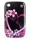 caso padrão de proteção flores para Blackberry 8520, 8530, 9300, 9330