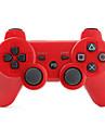 Trådlös spelkontroll till PS3/Sony Playstation 3 (blandade färger)