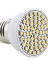 3W E26/E27 LED Spotlight MR16 60 SMD 3528 200 lm Warm White AC 220-240 V