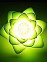 wollen lotus geformte LED-Nachtlicht (zufällige Farbe)