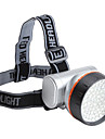 Super Bright 4-Mode Waterproof 76-LED Headlamp (4xAA)