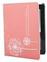 одуванчика Стиль PU кожаный чехол с подставкой для IPad 2/3/4 (розовый)