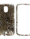 Full Body Leopard Print Style Case for Samsung i9250 (Brown)