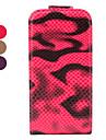 змеиная кожа картина обратная Пу кожаный чехол для iphone 4 и 4S (разных цветов)