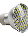 4W E14 / GU10 Точечное LED освещение MR16 60 SMD 3528 180 lm Естественный белый AC 220-240 V