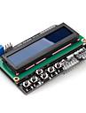 16 x 2 LCD-Tastatur-Schild für (für Arduino) uno Mega duemilanove