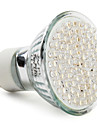 Spot Blanc Chaud MR16 GU10 W 78 LED Haute Puissance 390 LM AC 100-240 V