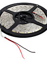 5M White 3528 SMD 600-LED Strip Light Waterproof