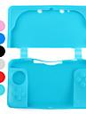 prima de funda de silicona para Nintendo 3DS (colores surtidos)