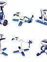 Robot à Assembler à Energie Solaire 6 en 1