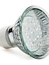 1W GU10 LED Spotlight MR16 15 High Power LED 75 lm Natural White AC 220-240 V