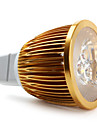 5W GU5.3(MR16) Точечное LED освещение MR16 3 Высокомощный LED 450 lm Естественный белый DC 12 V