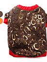 модный стиль собака потепление рубашка (х-л, разных цветов)