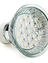 gu10 1.5w 21-LED 105lm 2800-3500k 따뜻한 백색 LED 명소 전구 (220-240V)