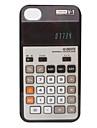 Etui Rigide Style Calculette Rétro pour iPhone 4/4S