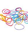durable coloré TPU une bande élastique (30 pièces)