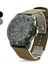 Спортивные аналоговые кварцевые часы унисекс с календарем (разные цвета)