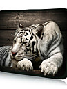 "Resting Tiger Neoprene Laptop Sleeve Case for 10-15"" iPad MacBook Dell HP Acer Samsung"