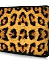"luipaard print neopreen laptop sleeve geval voor 10-15 ""ipad macbook dell hp acer samsung"